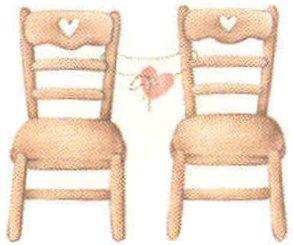 Stühle clipart  Traumhaft heiraten