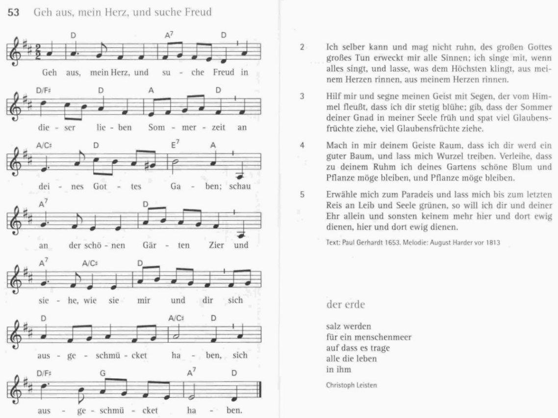 Sonstige bzw nicht zugeordnete musikstücke und kirchenlieder